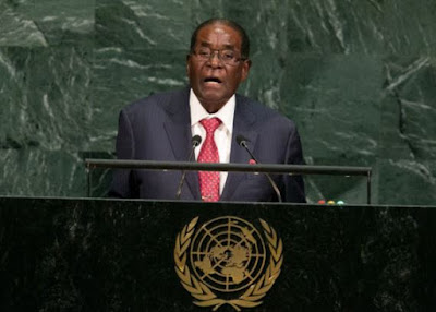 WHO set to make statement on Mugabe role