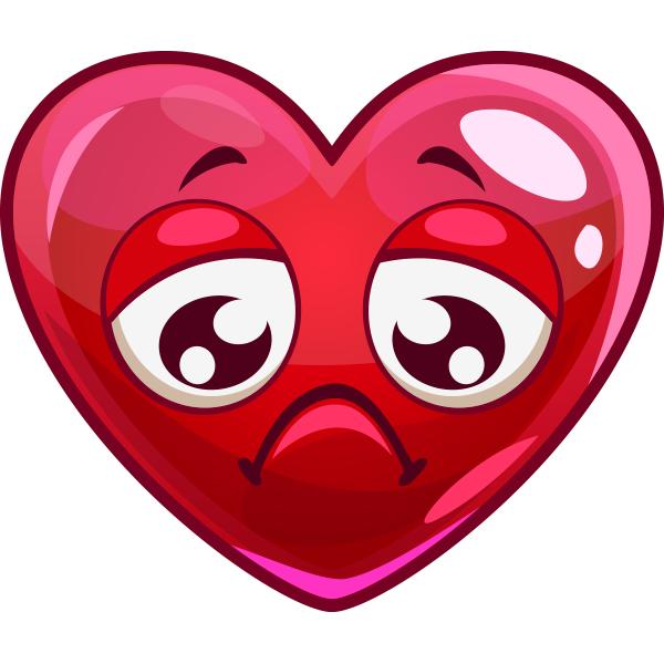 sad heart symbols   emoticons lips images clip art black and white lipstick pictures clip art