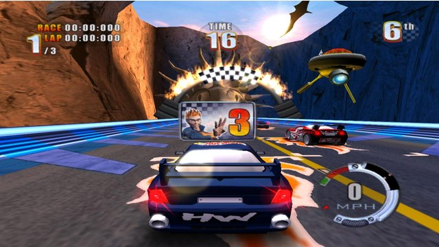 Download Hot Wheels Stunt Track Challenge PC Gameplay