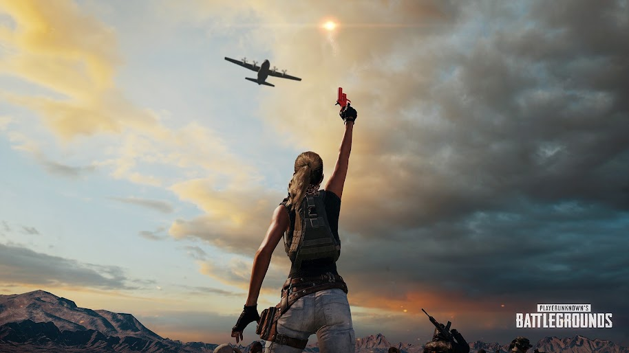 PUBG, Flare Gun, PlayerUnknown's Battlegrounds, 4K, #88