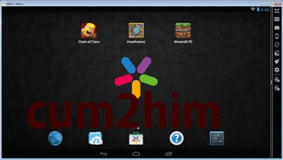 Emulator Android MEmu 2.8.3 Terbaru