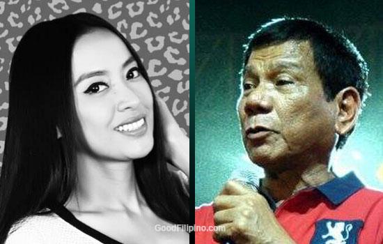 Mocha Uson to President Duterte: 'Itapon nyo sa Manila Bay mga CORRUPT na MEDIA'