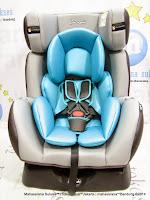 Convertible Baby Car Seat CocoLatte CL858 Group 0+, 1 dan 2 (New Born - 25kg)