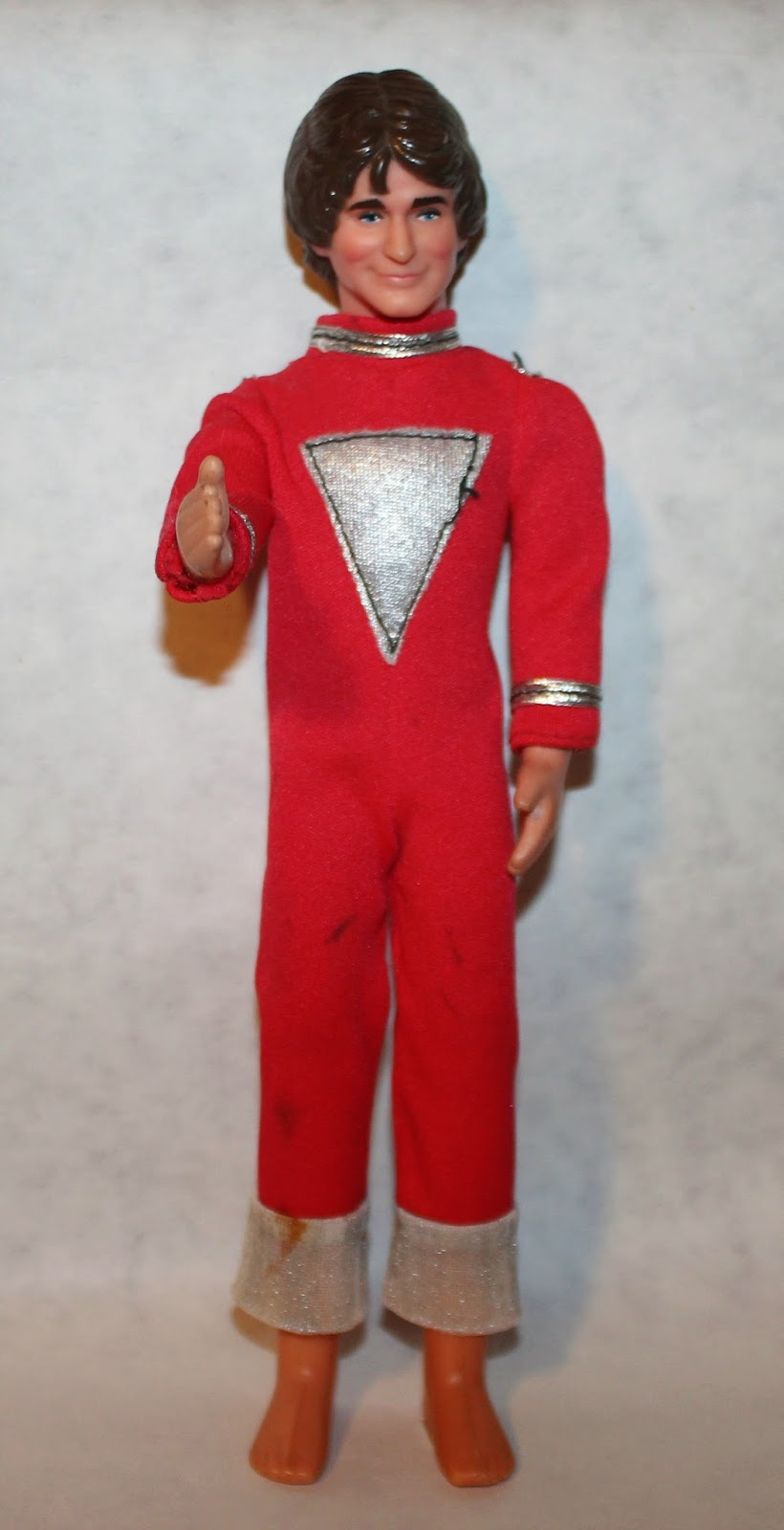 The Dolls Between Us: PLANET OF THE DOLLS: Doll-A-Day 204: Mork By Mattel