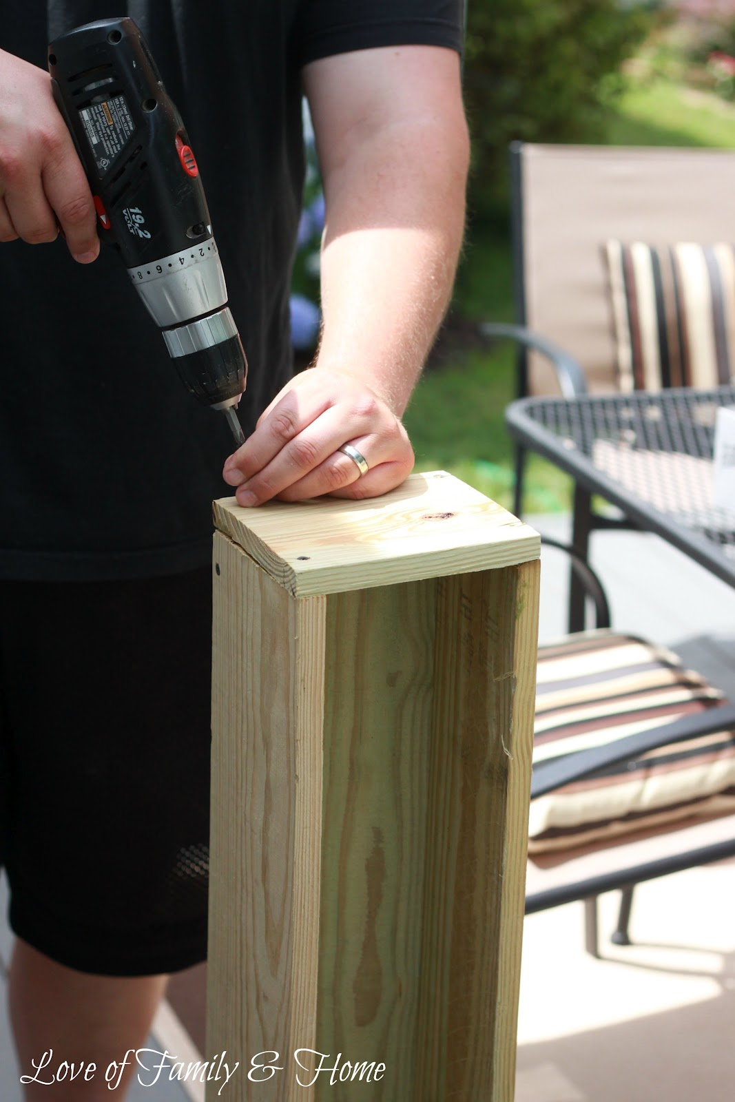 Easy Inexpensive Diy Window Boxes Love Of Family Home