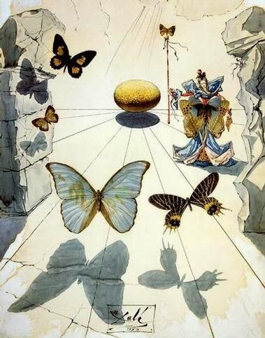 Salvador Dalí Vogue imágenes pinterest