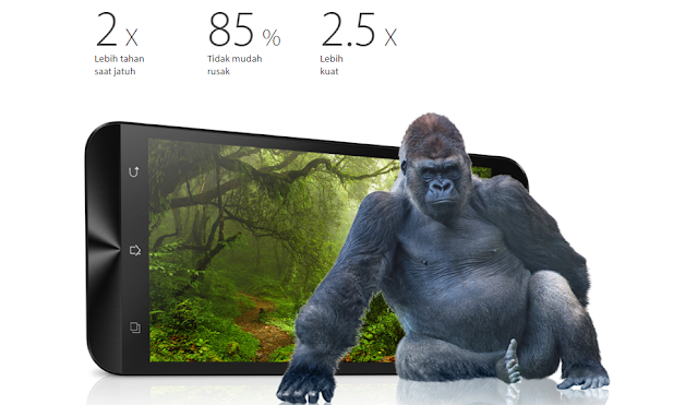 Teknologi Corning Gorilla Glass 4 - Blog Mas Hendra