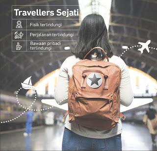 traveler sejati