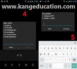 opsi mobile banking 141 telkomsel