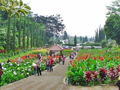 Selecta Taman Bunga batu malang