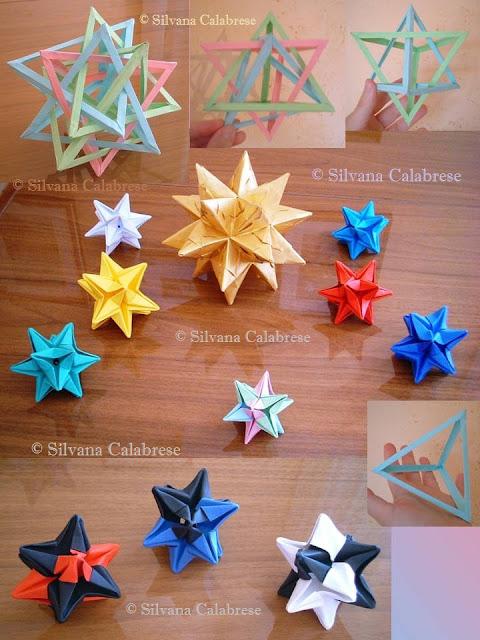 Modular origami Loving San Francisco