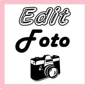 Ilustrasi aplikasi edit foto