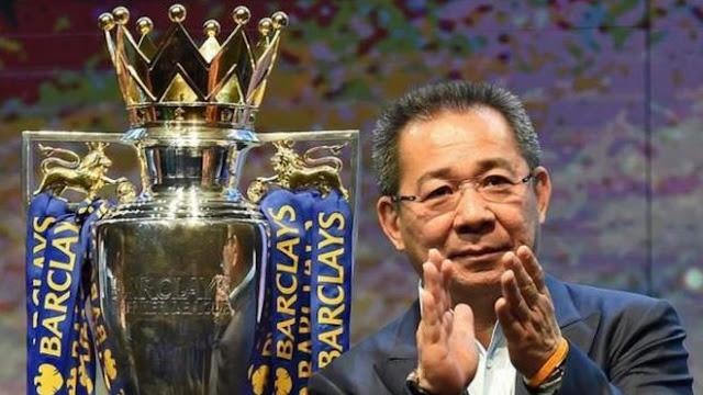 Leicester City Buat Patung Vichai Diletakkan di King Power Stadium