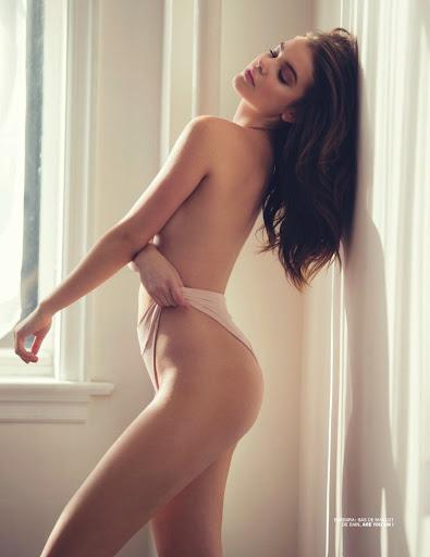 Barbara Palvin nude photo shoot for Lui magazine