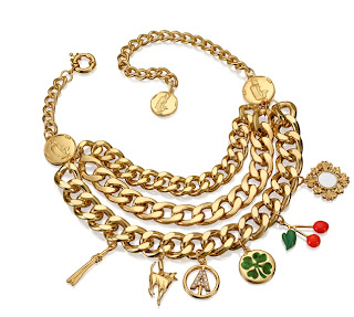 Gold Necklace, Anna Dello Russo for H&M