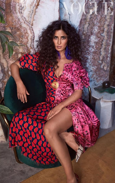 Katrina Kaif's latest photoshoot for Vogue India is hotness overloaded