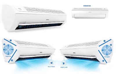 Daftar Harga Tipe AC Samsung 1/2 PK Mesin Pendingin Ruangan Terlaris