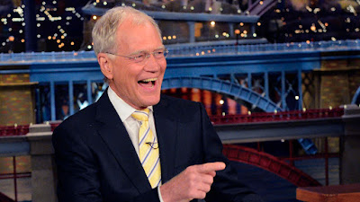 letterman heading to Netflix