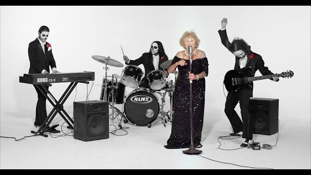 banda death metal abuela abuelita sobreviviente holocausto nazi