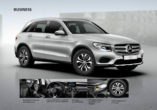 Mercedes GLC Business