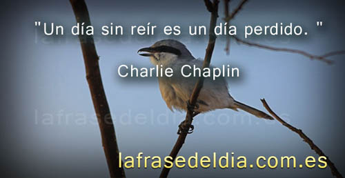 Citas de Charlie Chaplin