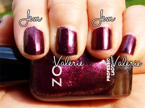 Zoya Valerie Vs Jem See, Shop, Love...
