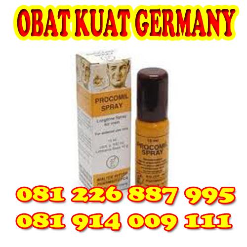 Ramuan Tradisional Untuk Pria Perkasa Ramuan Untuk: OBAT KUAT / PROCOMIL SPRAY GERMANY