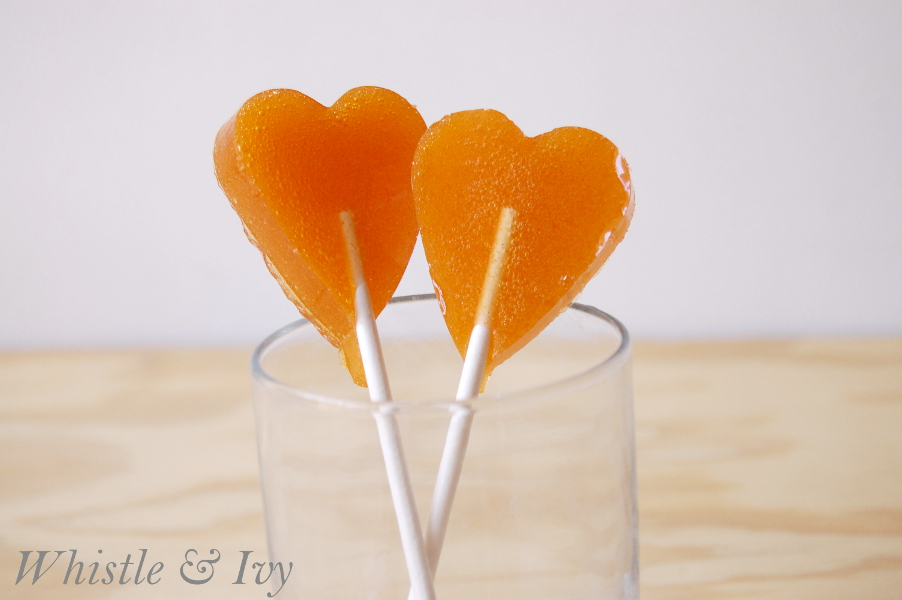 Kool-Aid Lollipops Recipe - Whistle and Ivy