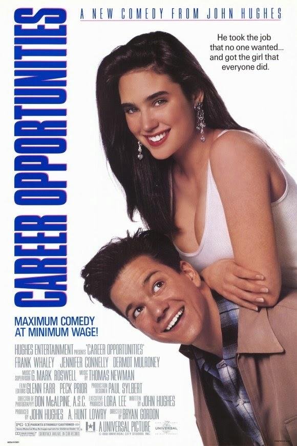 Une Place à Prendre (film) : place, prendre, (film), Chroniques, Cinéphile, Stakhanoviste:, Place, Prendre, Career, Opportunities,, Bryan, Gordon, (1991)
