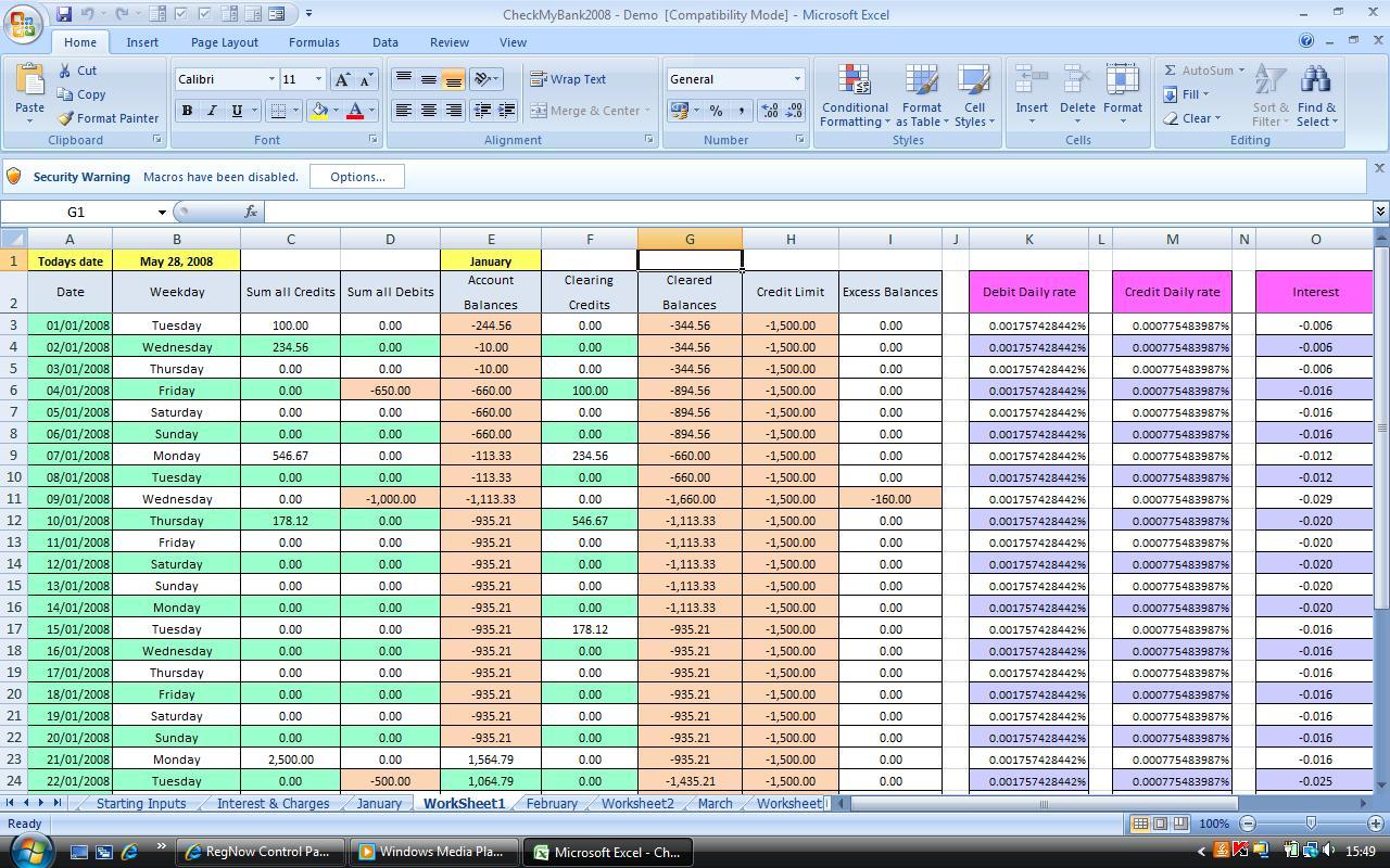 Microsoft Excel Tutorial: How To Rename A Worksheet