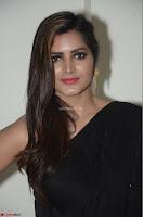 Pavani Reddy in Black Saree Sleeveless Choli ~  Exclusive 43.JPG