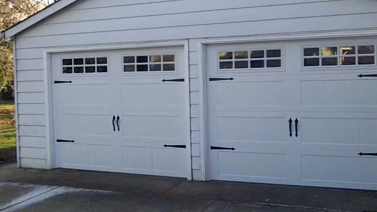 Garage doors 18 wide incredible home design for 18 ft garage door for sale