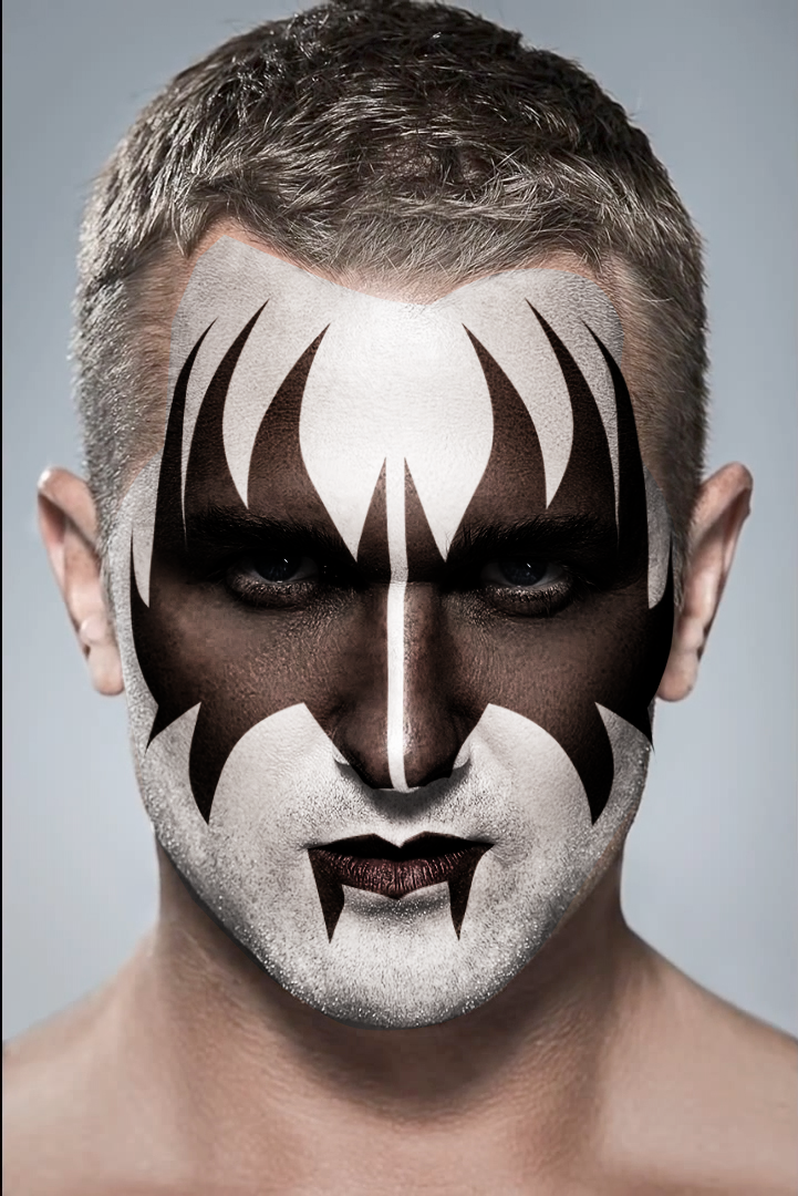 gene simmons makeup - photo #14