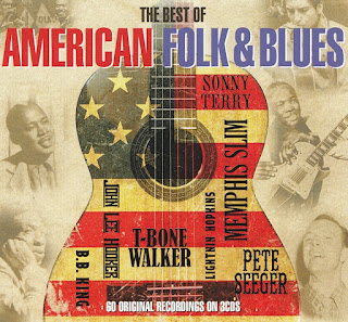 The Best of American Folk & Blues – Various (2016)