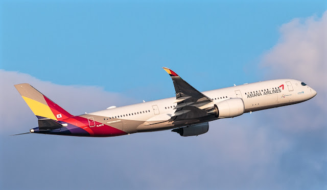 a350-900 asiana airlines