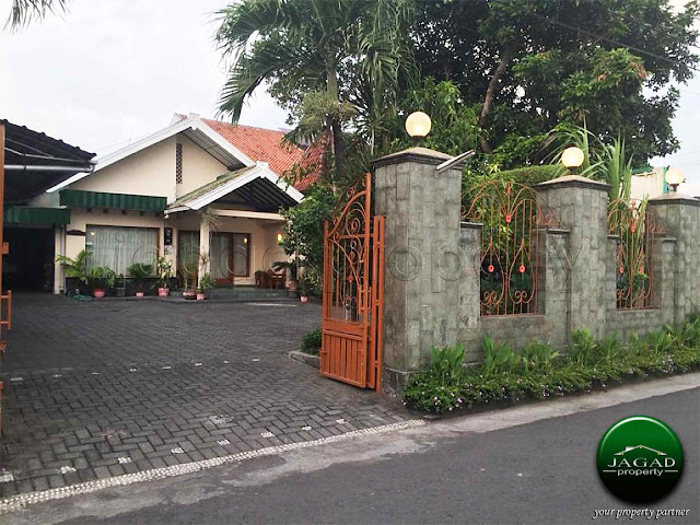 Rumah Mewah dekat Kraton Jogja