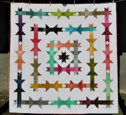 Ribbons & Bows Quilt - Tutorial