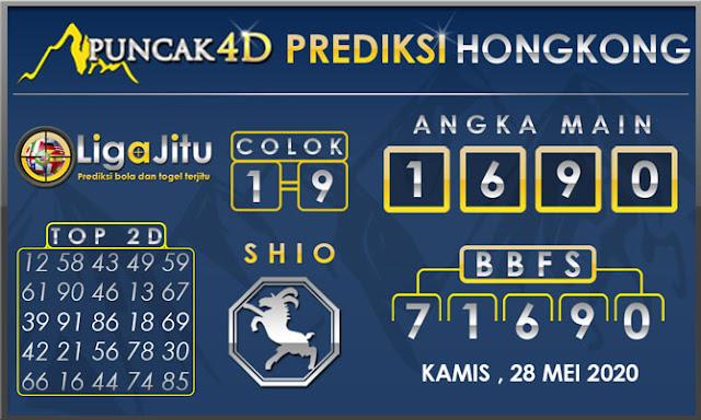 PREDIKSI TOGEL HONGKONG PUNCAK4D 28 MEI 2020