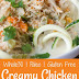 PALEO AND WHOLE30 CHICKEN NOODLE SOUP