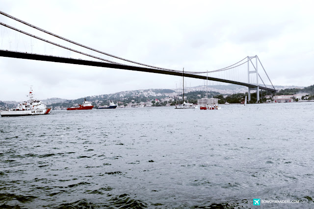 bowdywanders.com Singapore Travel Blog Philippines Photo Turkey Travel: Bosphorus Bridge - A Story of Scamming in Istanbul