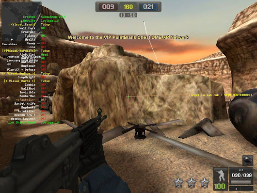 Cheat PointBlank 20 November 2016 Minggu, 20 November 2016