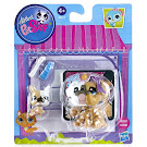 Littlest Pet Shop Mommy and Baby Bulldog (#3588) Pet