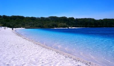 Pulau Fraser, Australia