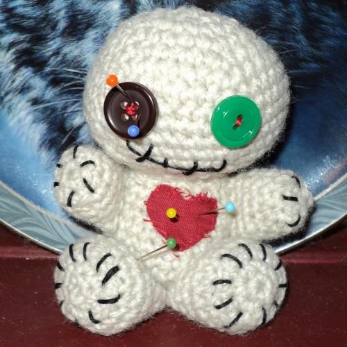Voodoo Doll - Free Pattern