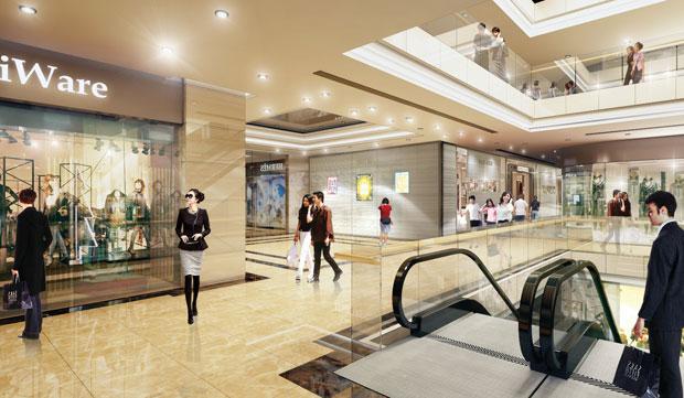 Trung tâm thương mại Vinhomes Bắc Ninh