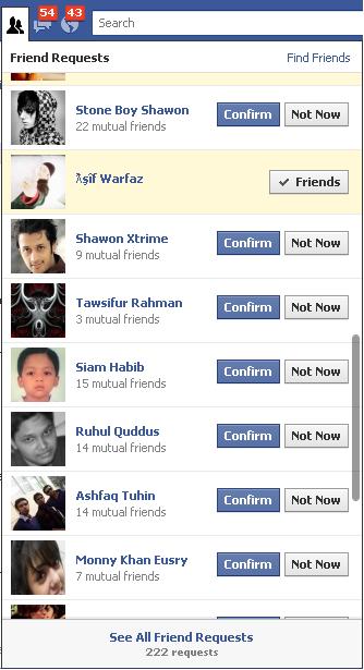 previous post facebook friends - photo #16