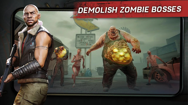 Left to Survive: PvP Zombie Shooter v2.2.1 MOD UPDATE