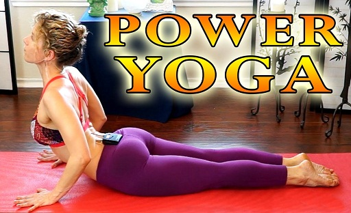 power yoga posses