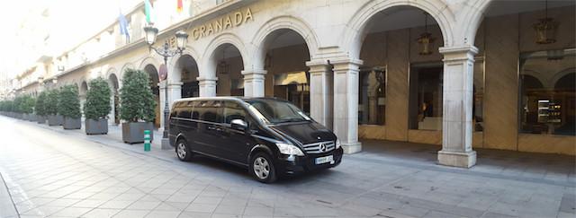 Serviço de Transfer em Granada