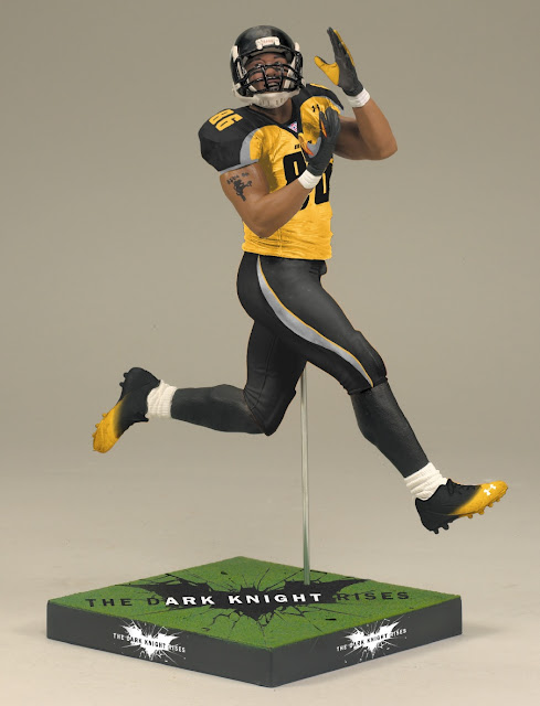 Gotham Rogues Hines Ward The Dark Knight Rises 6 Inch Action Figure by McFarlane Toys
